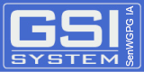 Logo des GSI Informationssystems